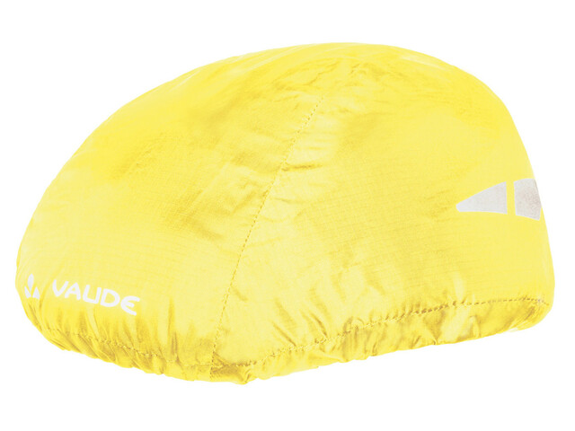 VAUDE Helmet Raincover neon yellow